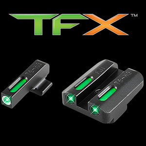 Truglo TFX sights