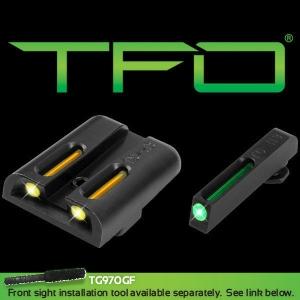 Tru Glo TFO sights